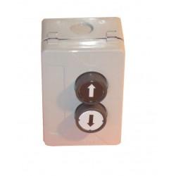 Boite à boutons 2 impulsions